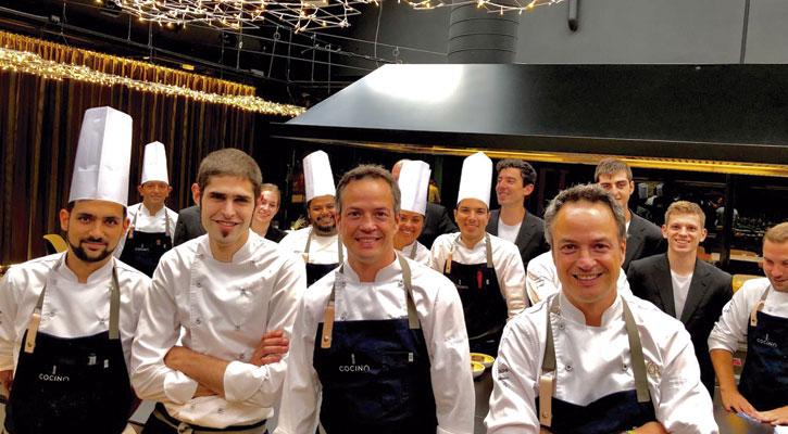 Crítica Del Restaurante Hermanos Torres Cocina Barcelona Gastroactitud Hermanos Torres