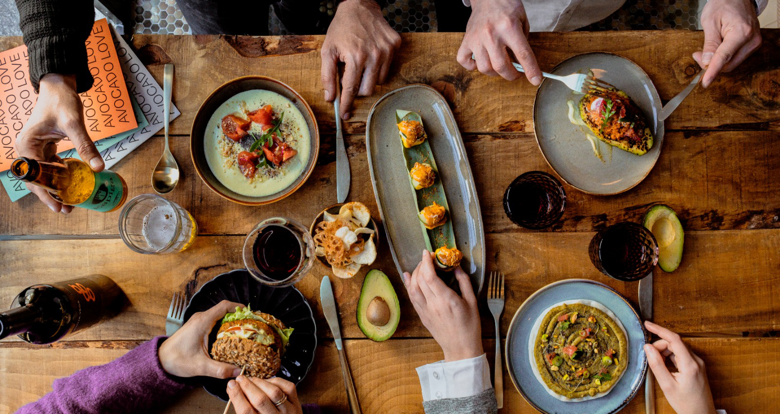 Restaurantes saludables en Madrid - Gastroactitud. Pasión por la ...