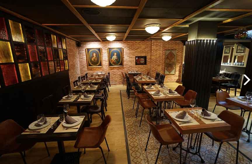 restaurantes de Madrid por 35 euros