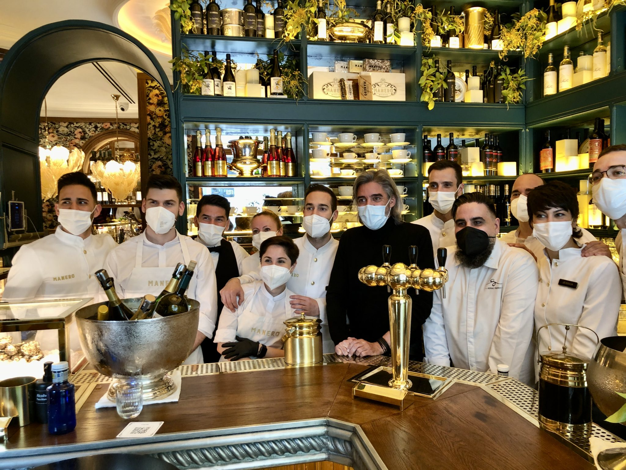Bar Manero Madrid