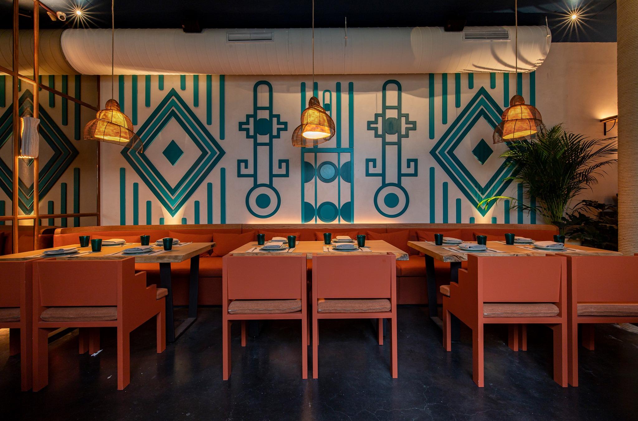 Barracuda, restaurante mexicano Madrid