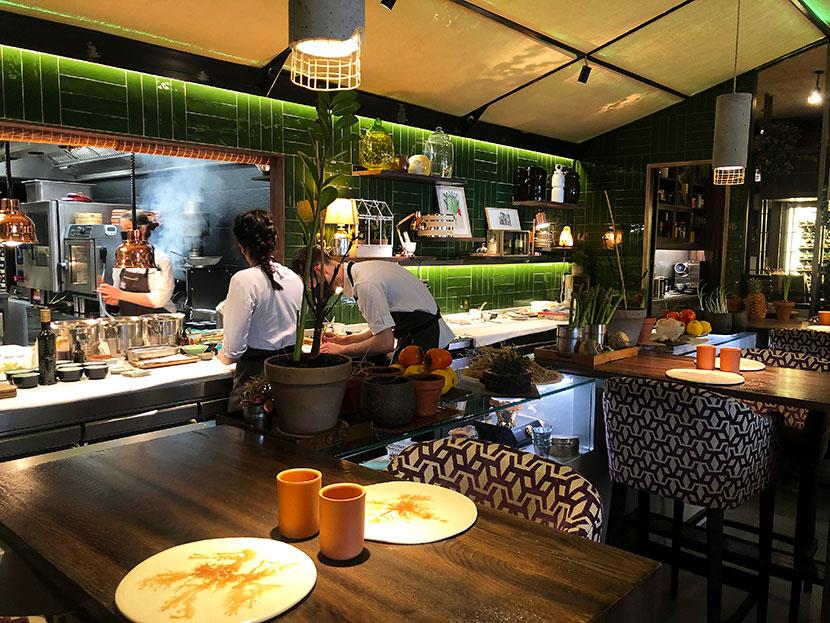 Restaurante El Invernadero (Madrid)