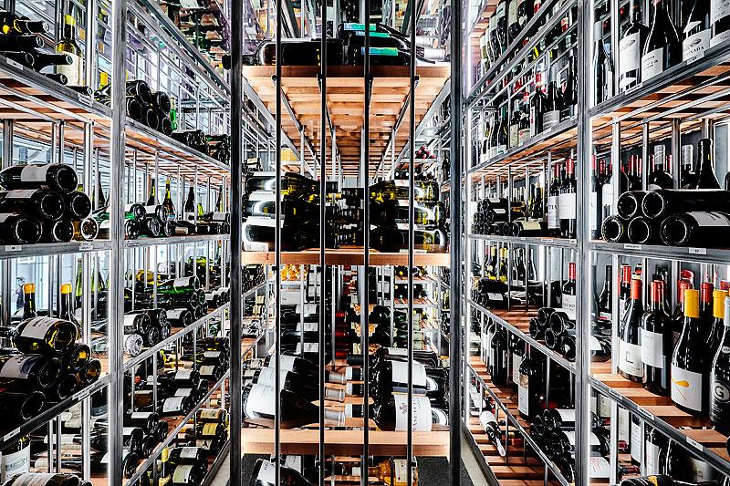 Berria Wine Bar cava de vinos tranquilos