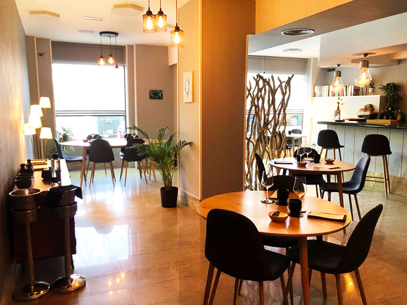 Restaurante Éter Madrid
