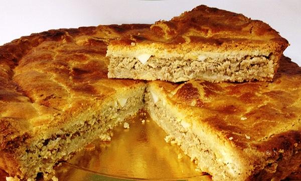 Murcia Gastronómica pastel de cierva