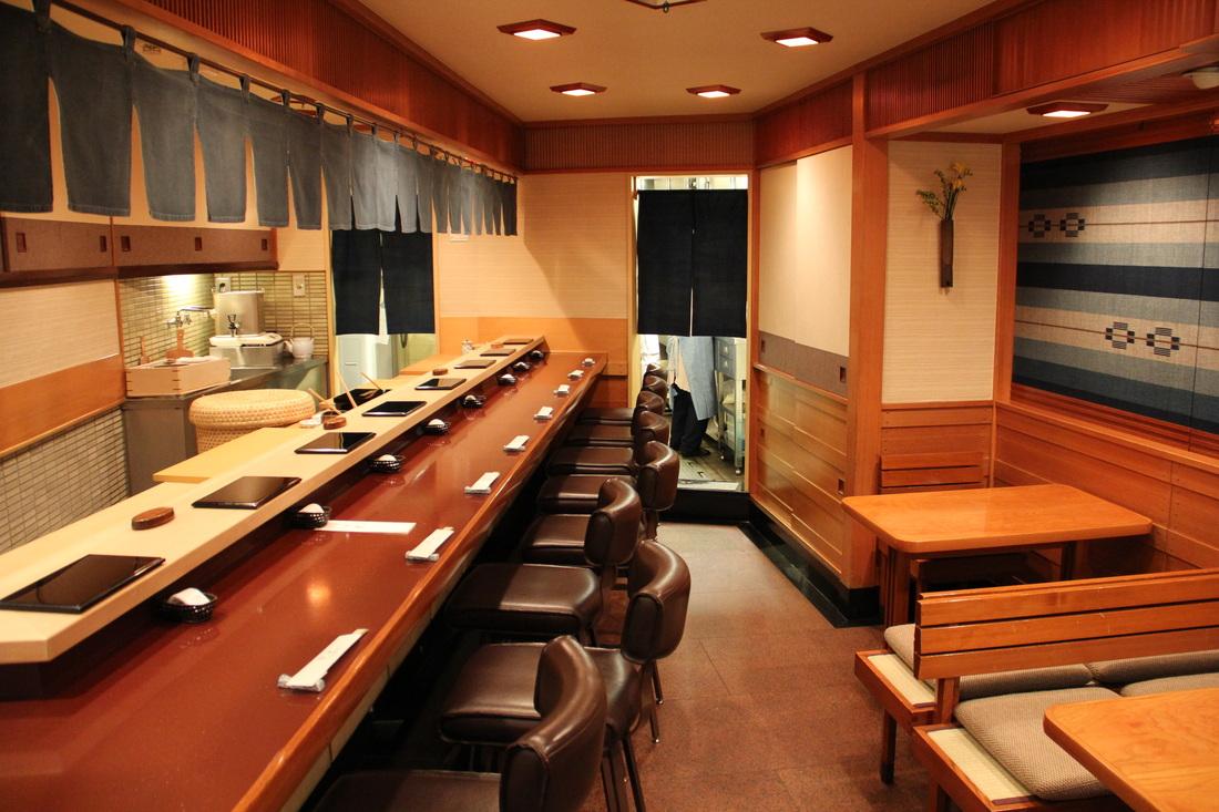 Jiro restaurantes tokio