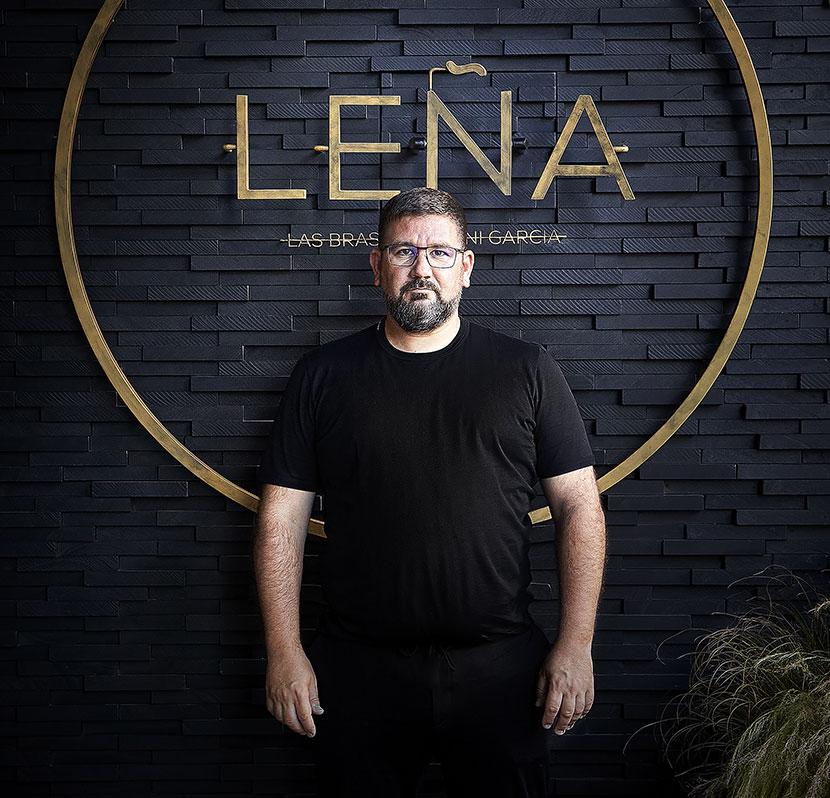 Dani García Leña Madrid