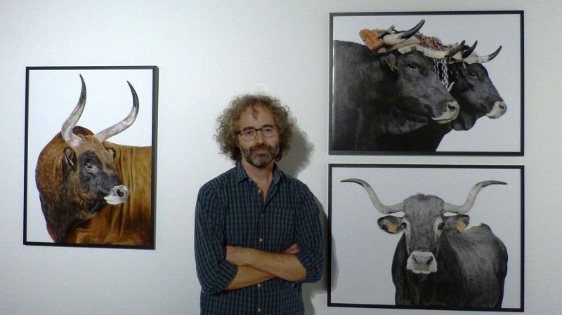 José Barea autor de Bestiarium