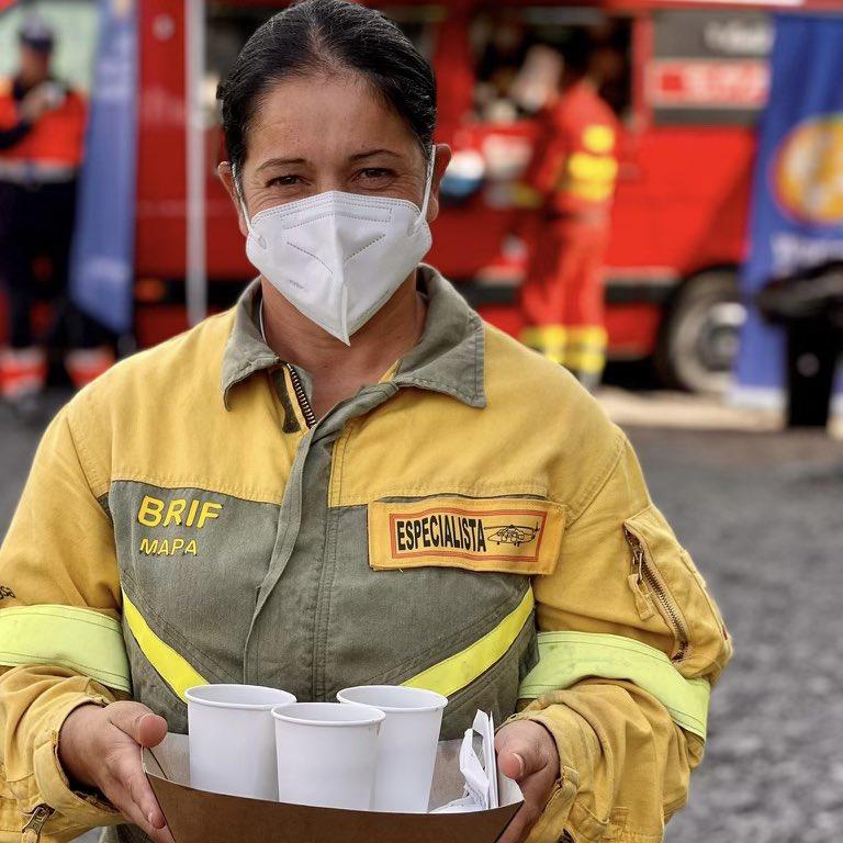 Brigada de Refuerzo de Incendios Forestales