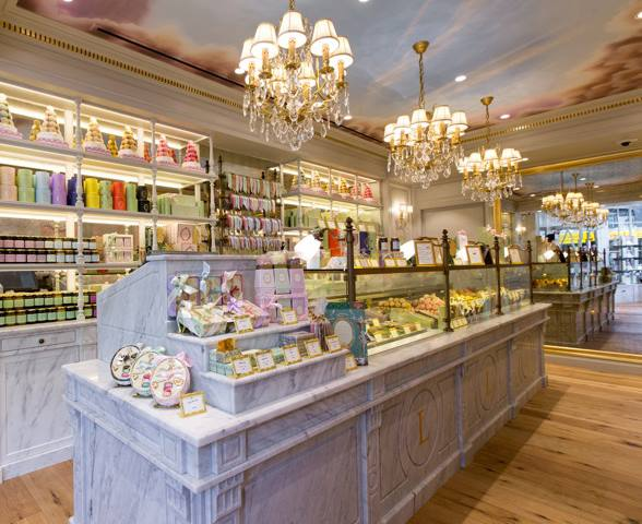 Las mejores pasteler as y bomboner as de par s for Comida mas famosa de francia