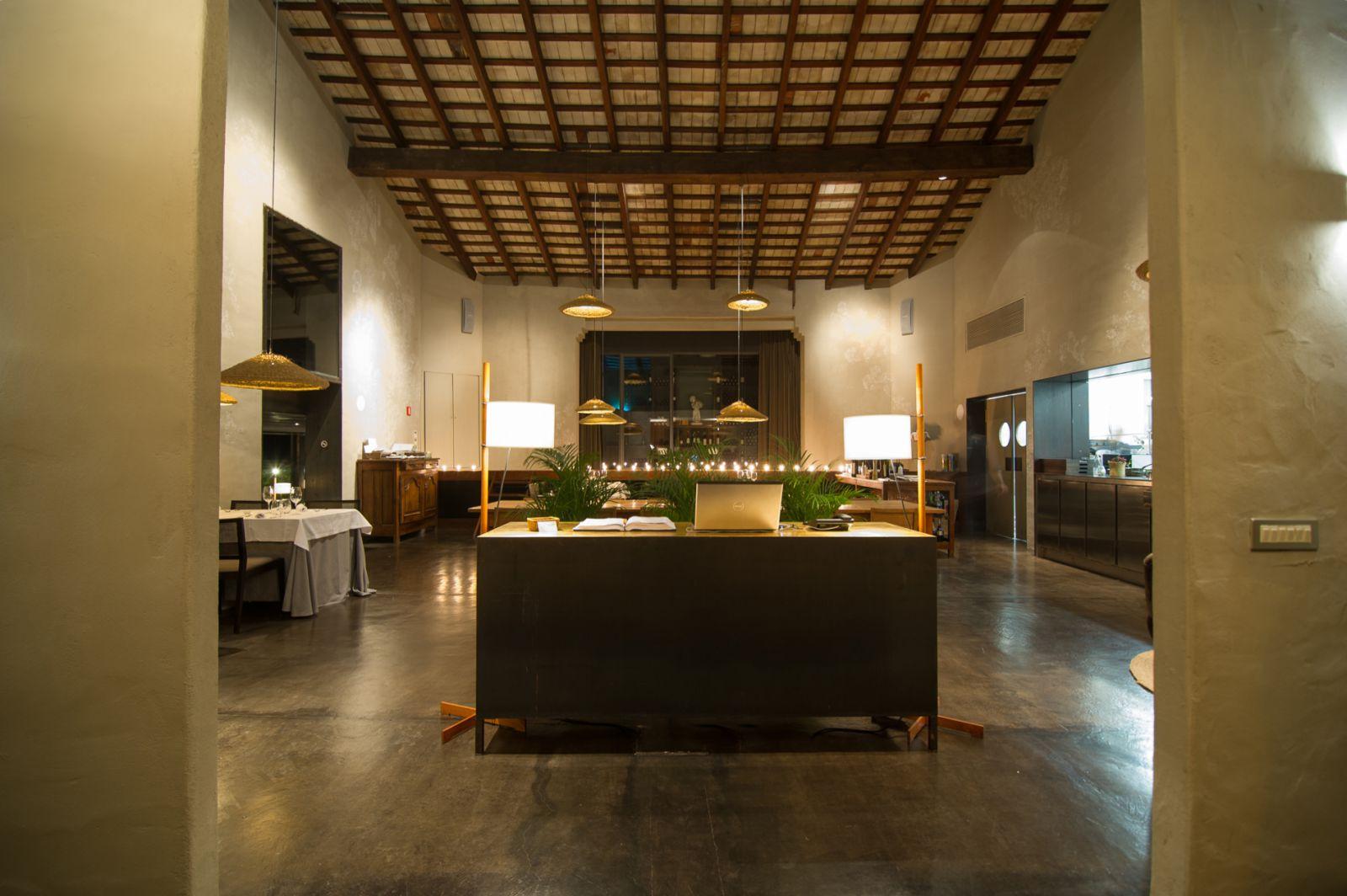 Interior Restaurante Calendula