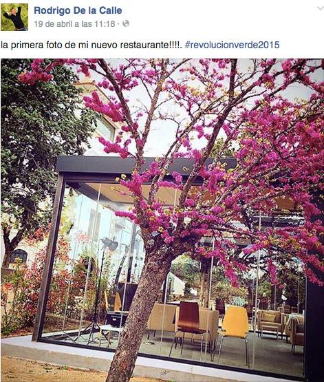 Cocinero Hotel Villa Magna Julio